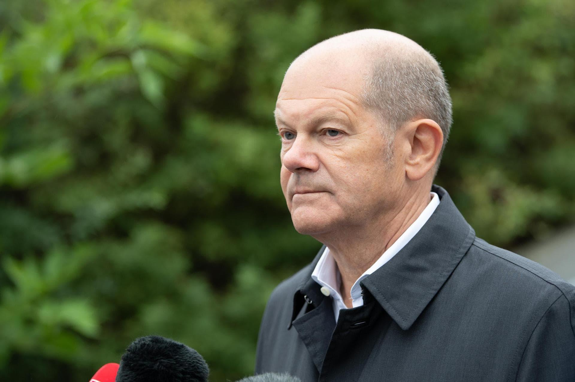 Forsa: SPD überholt Grüne und rückt dicht an Union heran Bundestagswahl