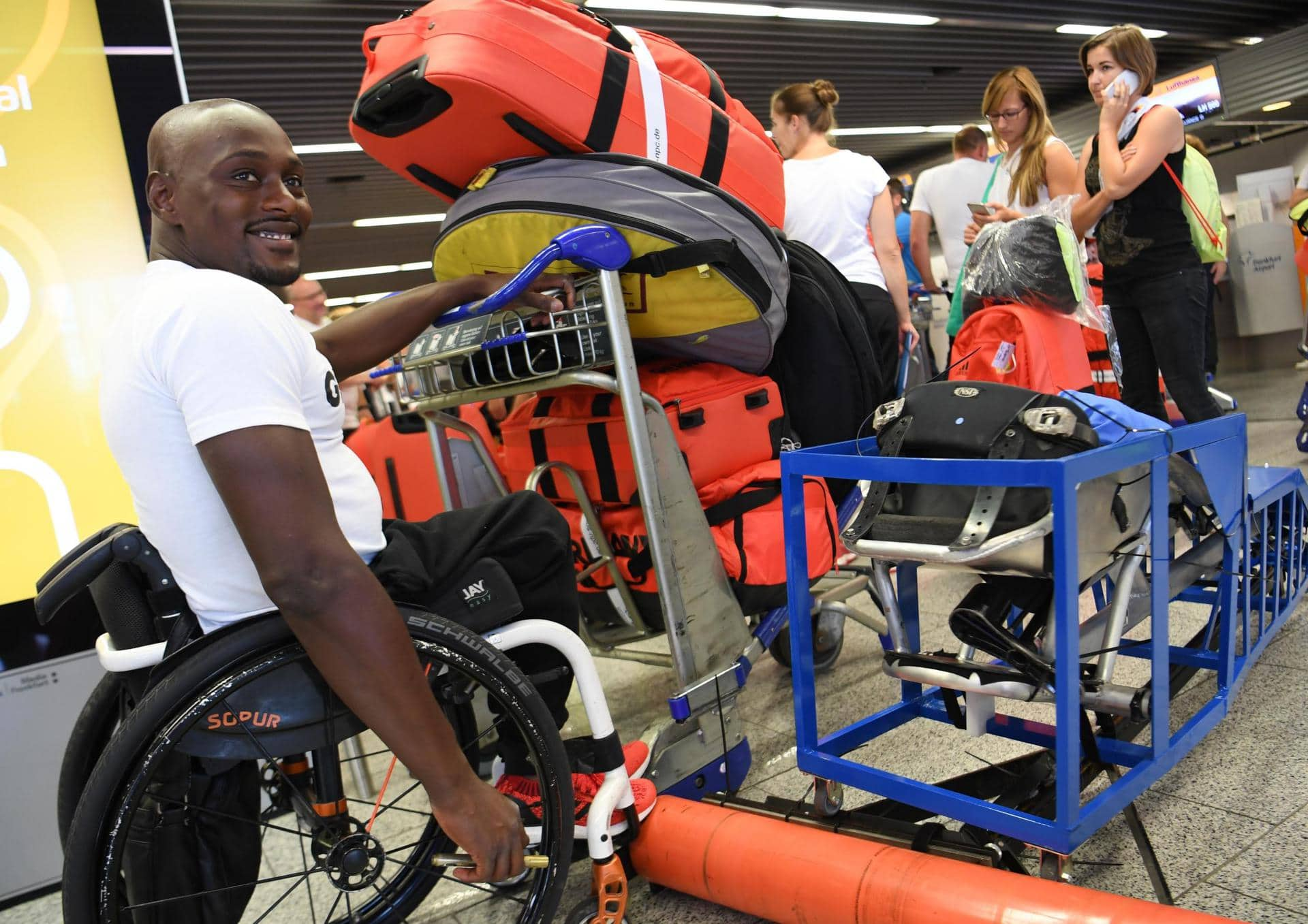 Gemischte Gefühle: «Olympia hat gezeigt: Es funktioniert» Paralympics in Tokio