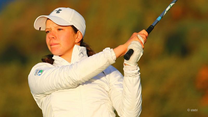 Golftalent Marie-Agnes Fischer sorgt erneut für Furore Drive ohne Ende