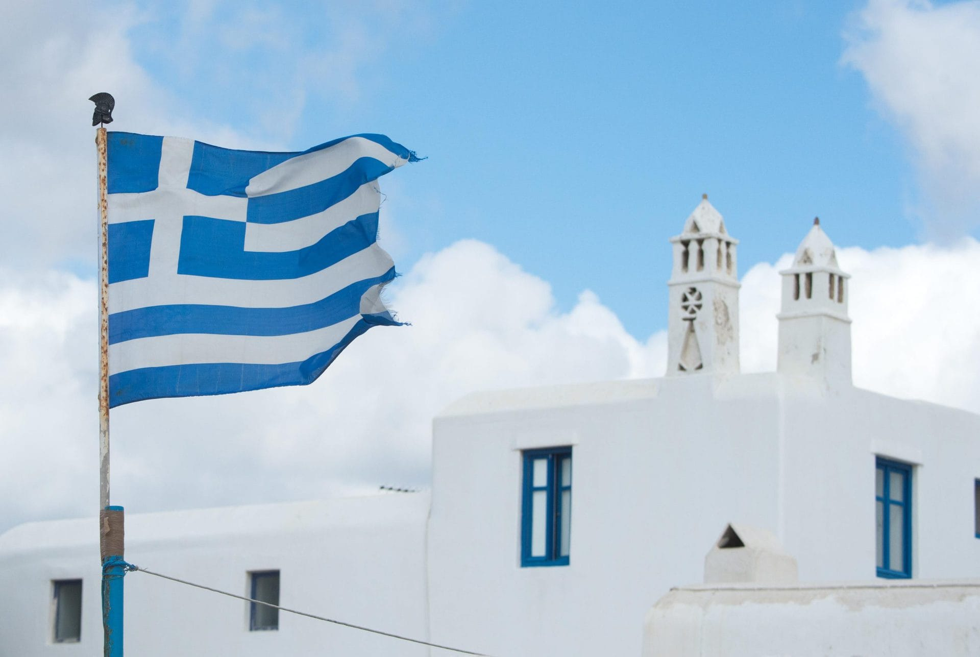 Griechische Urlaubsinseln sind nun Corona-Hochrisikogebiete Covid-19