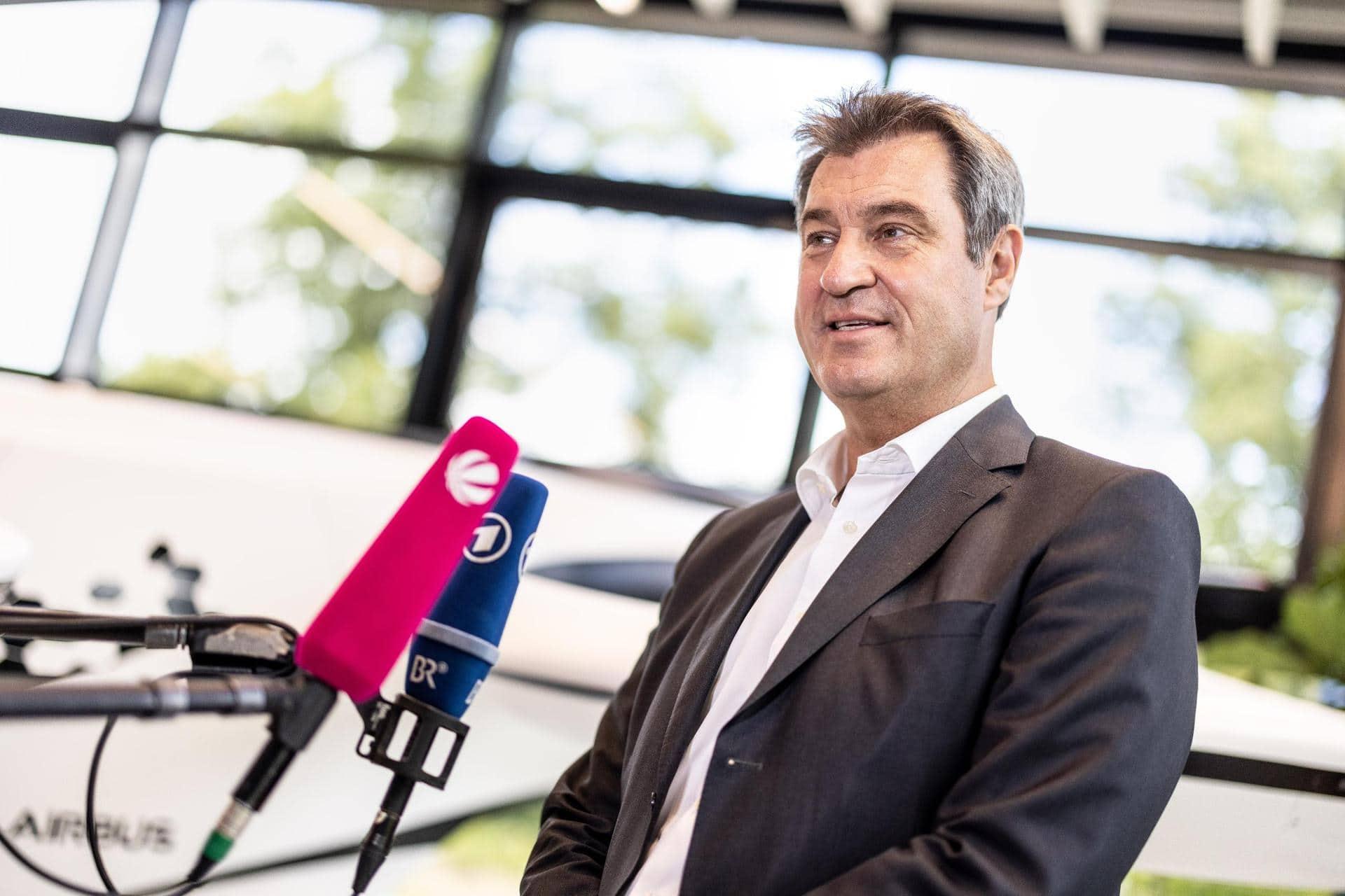 Helfer oder Kritiker? Söders Balanceakt im Wahlkampf Bundestagswahlen