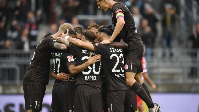 FC St. Pauli - Jahn Regensburg