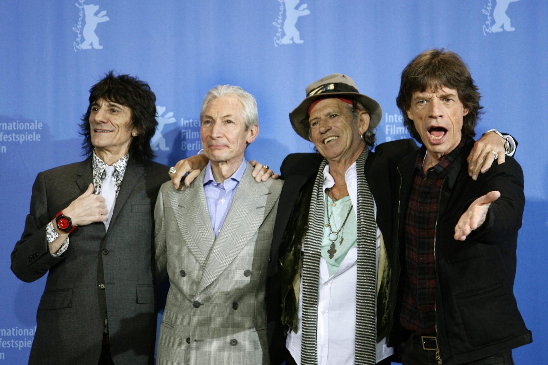 «Ruhe im Beat»: Musikwelt trauert um Charlie Watts Rolling-Stones-Schlagzeuger