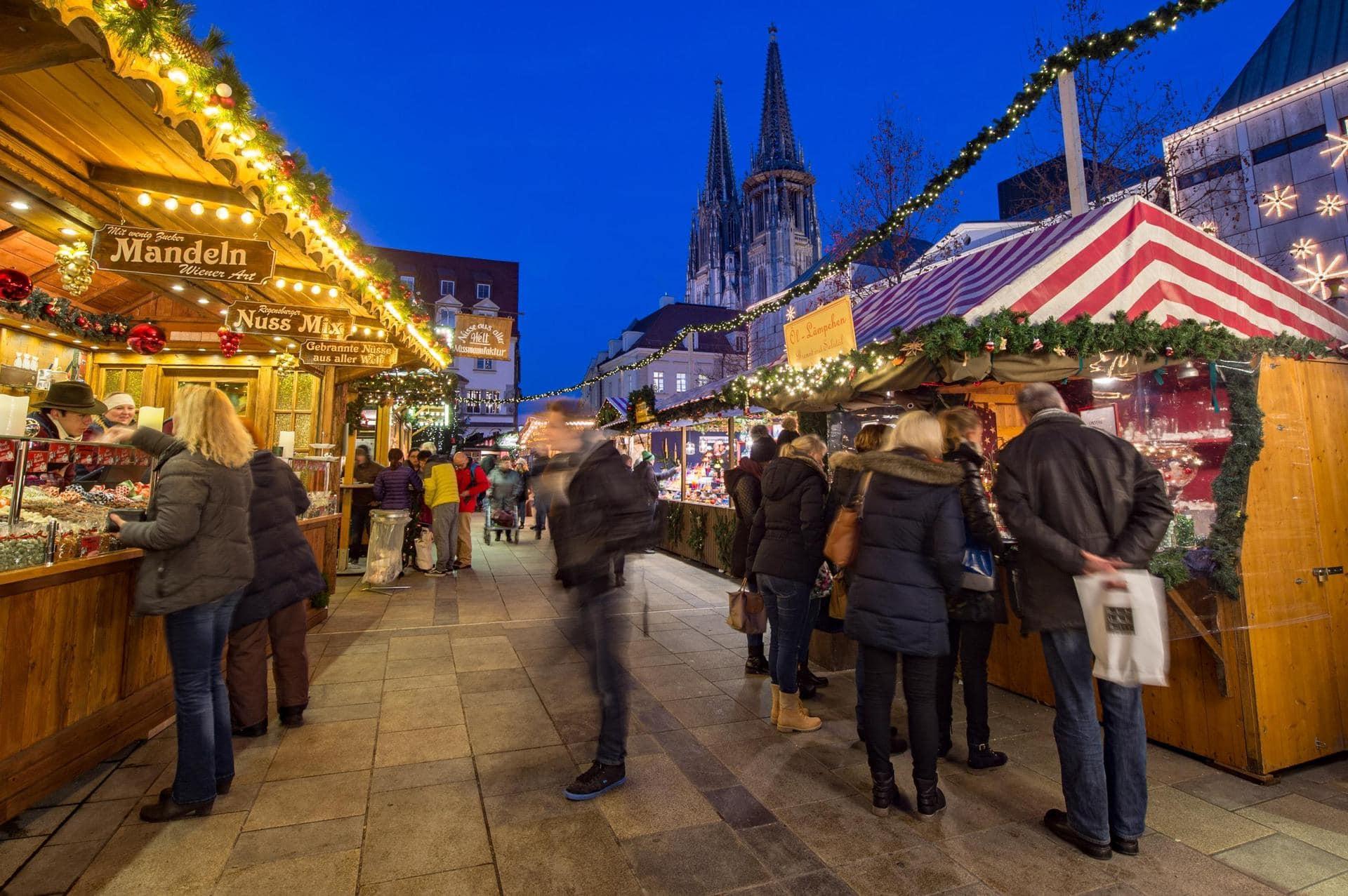 Schausteller hoffen auf Weihnachtsmärkte Städte planen