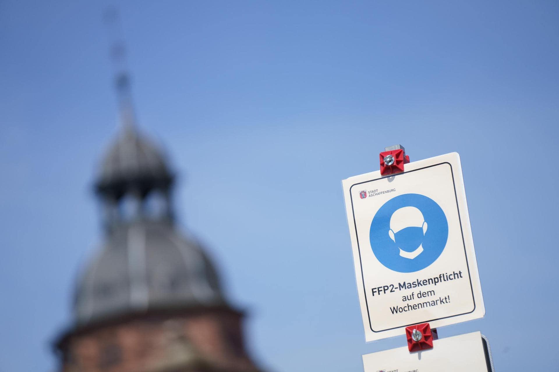Söder: FFP-2-Pflicht in Bayern entfällt Corona-Verordnung