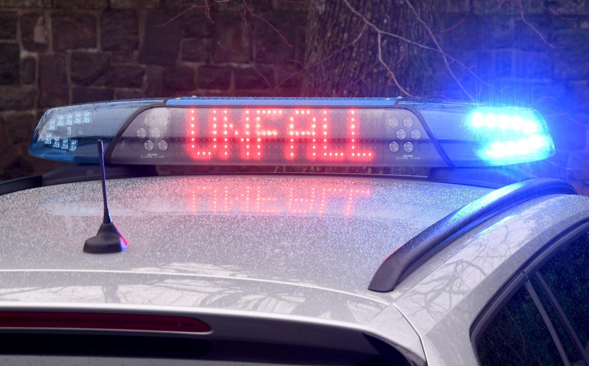 Vorfahrt missachtet: Drei Schwerverletzte Verkehrsunfall