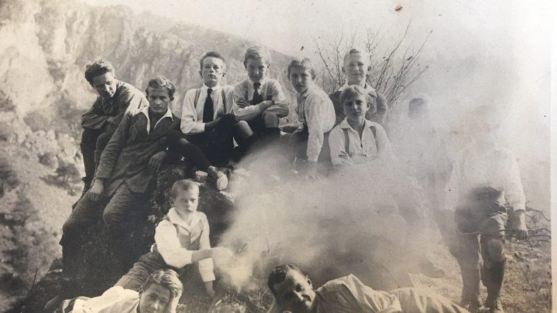 dav Ausflug ins Laabertal_1921