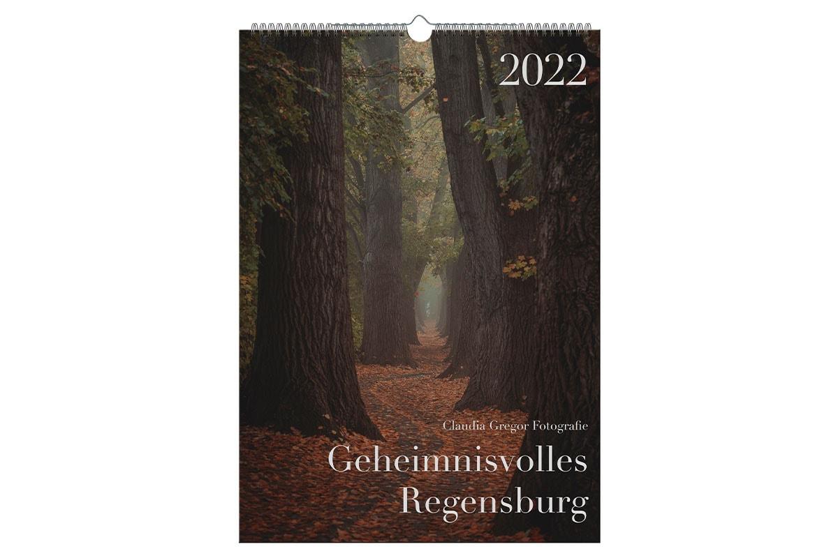 """Eindrucksvolle Aufnahmen aus der Domstadt Blizz verlost den Kalender """"Geheimnisvolles Regensburg"""""""