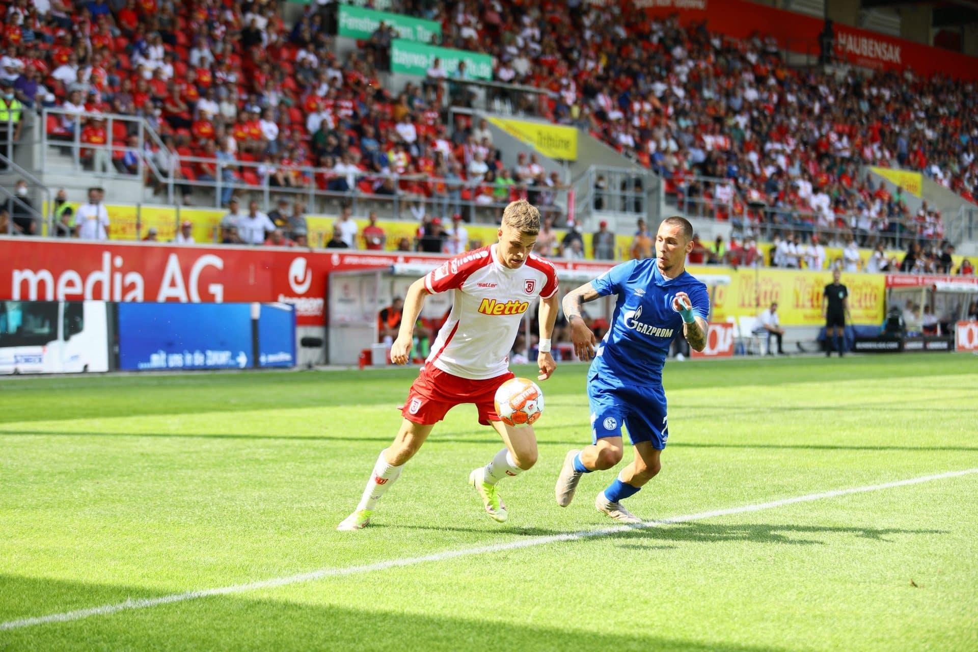 SSV Jahn rockt mit Super-Teamgeist die 2. Liga Am Sonntag  gastiert Regensburg bei St. Pauli