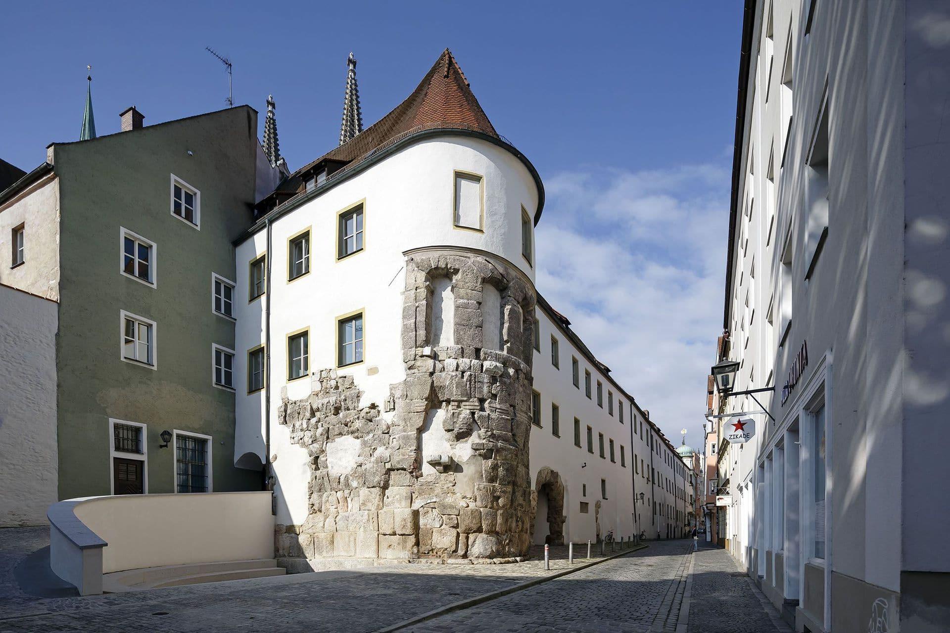 Den Römern sei Dank! Zweiter Welterbetitel für Regensburg! Die Unesco hat den Donaulimes geadelt. Von der römischen Außengrenze finden sich geschichtliche Zeugnisse auch in der Domstadt.