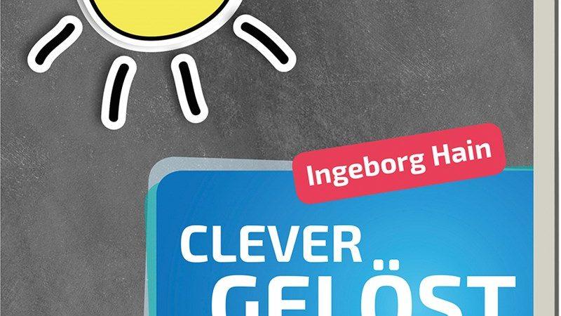 """100 geniale Tipps & Tricks von Bayern 1 Blizz verlost """"Clever gelöst""""-Bücher von Ingeborg Hain"""