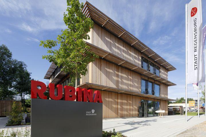 Tag der offenen Tür im RUBINA Kostenloser Eintritt ins Haus für Energie- und Umweltbildung